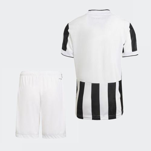 Juventus 21/22 Home Jersey and Short Kit