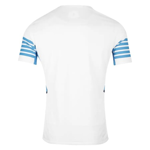 Player Version Olympique Marseille 21/22 Home Authentic Jersey