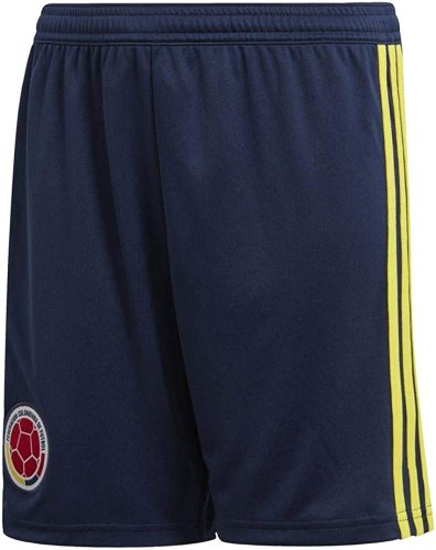 Thai Version Colombia 2021 Home Soccer Shorts