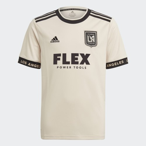 Thai Version Los Angeles FC 2021 Away Jersey