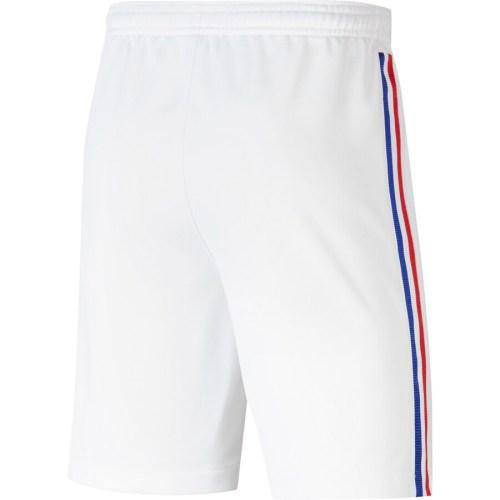 Thai Version France 2021 Away Soccer Shorts