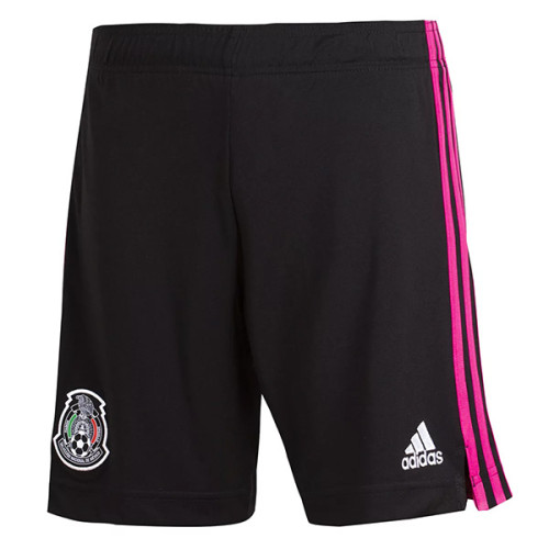 Thai Version Mexico 2021 Home Soccer Shorts