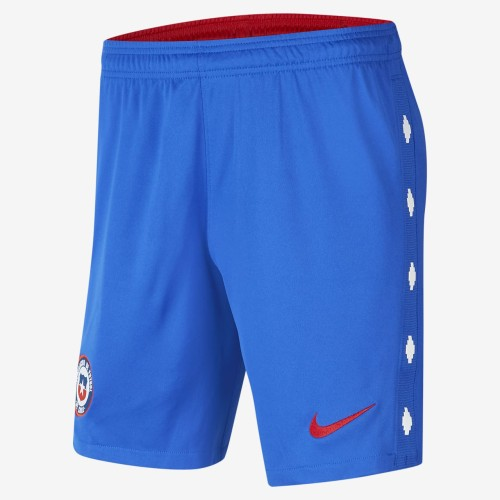 Thai Version Chile 2021 Home Shorts