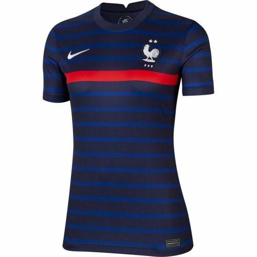 Thai Version Women's France 2021 Home Jersey