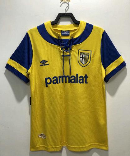 Parma Calcio 1993-1995 Away Retro Jersey