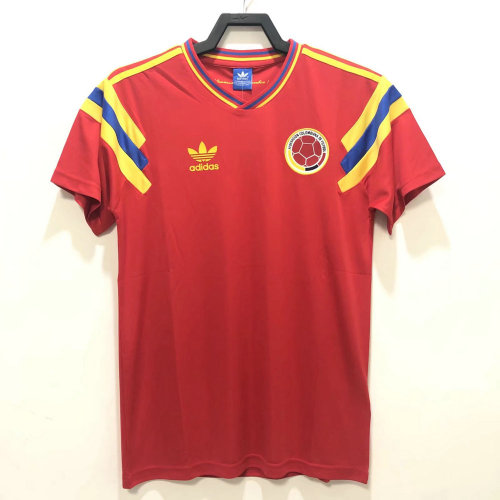 Colombia 1990 World Cup Away Jersey