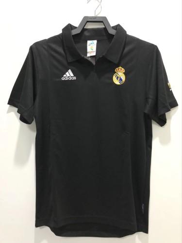 Real Madrid 2002/2003 Away Retro Centenary Jersey