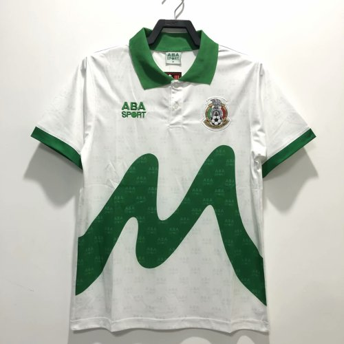 Mexico 1995 Away Retro Jersey