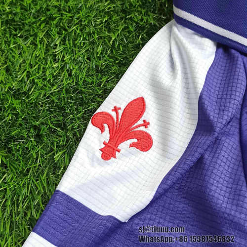 Fiorentina 1998/1999 Home Retro Jersey