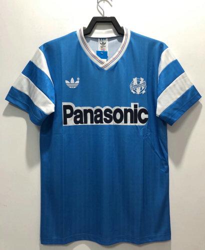 Olympique Marseille 1990/1991 Away Retro Jersey