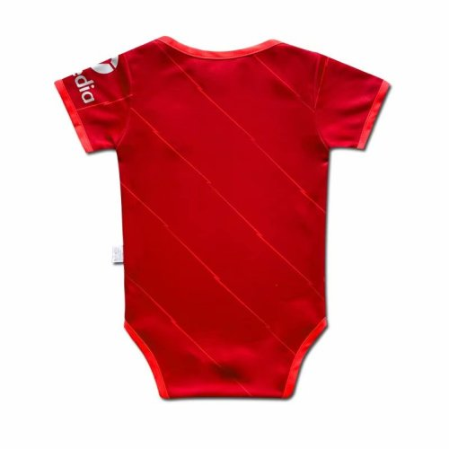 Liverpool 21/22 Home Infant Rompers