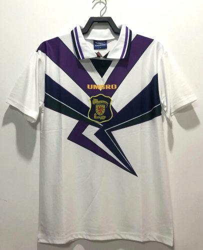 Scotland 1994/1996 Away Retro Jersey