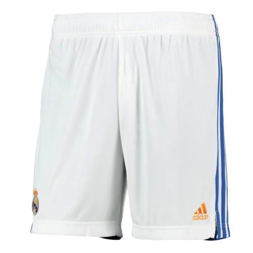 Thai Version Real Madrid 21/22 Home Shorts