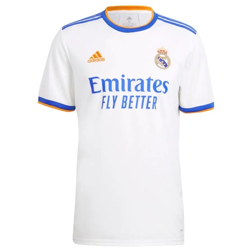 Thai Version Real Madrid 21/22 Home Jersey