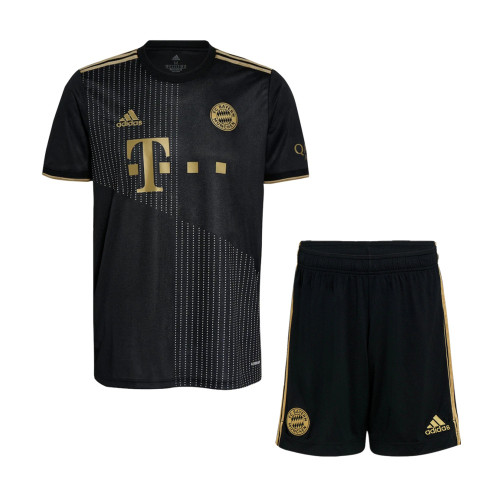 Bayern Munich 21/22 Away Jersey and Short Kit