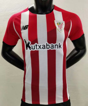 Player Version Athletic Bilbao 21/22 Home Authentic Jersey