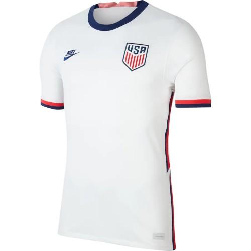Thai Version USA 2021 Home Jersey