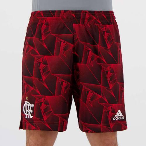 Thai Version Flamengo 2021 Away Shorts