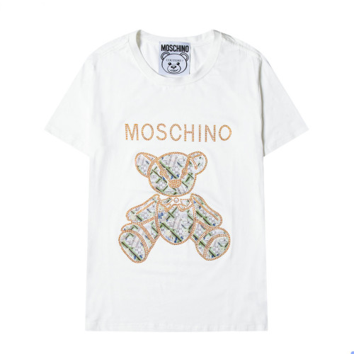 Fashionable Brand T-shirts White 2021.6.5