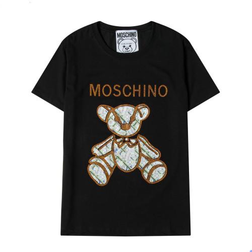 Fashionable Brand T-shirts Black 2021.6.5