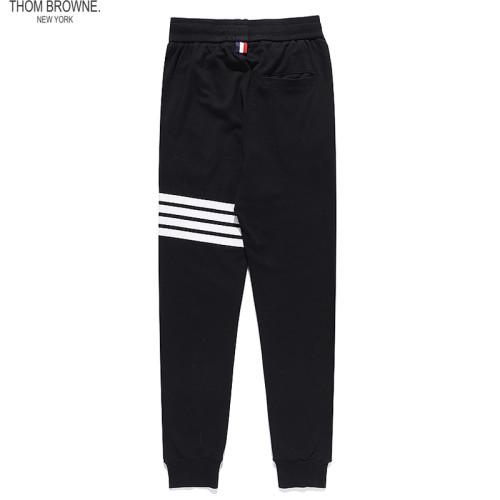 Fashionable Brand Pants Black 2021.6.5