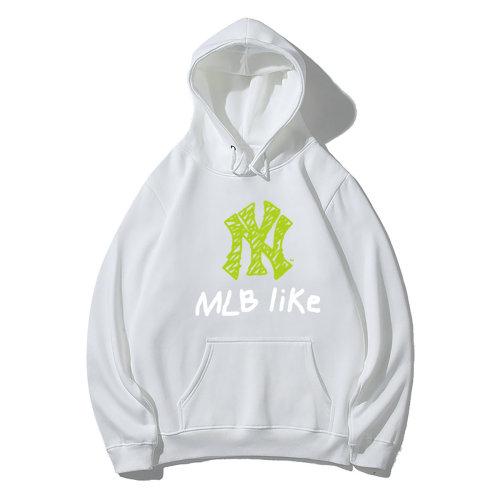 Sports Brand Hoodies White 2021.6.5