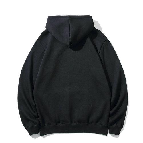 Sports Brand Hoodies Black 2021.6.5
