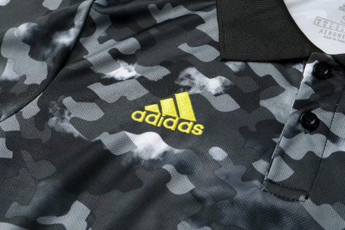 Juventus 21/22 Pre-Match Polo Shirt - Black