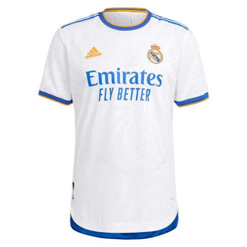 Player Version Real Madrid 21/22 Home Authentic Jersey