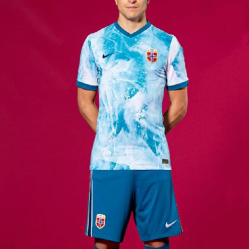 Norway 20/21 Away Jersey and Short Kit