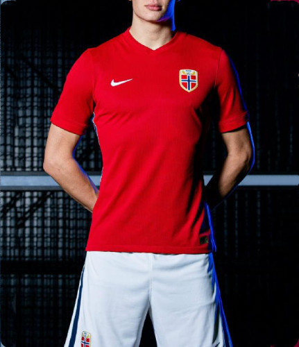 Norway 20/21 Home Jersey and Short Kit