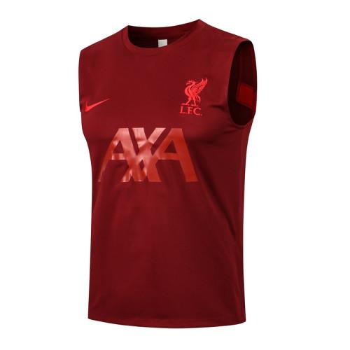 Liverpool 21/22 Sleeveless Training Kit D584#
