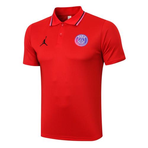 Paris Saint-Germain 21/22 Pre-Match Polo Kit C661#
