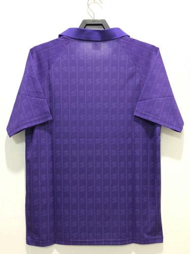 Fiorentina 1989-90 Home Retro Jersey