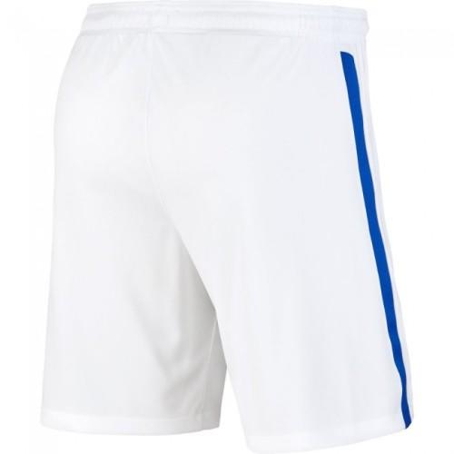 Thai Version Croatia 2021 Home Soccer Shorts