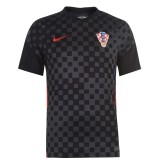 Thai Version Croatia 2021 Away Jersey