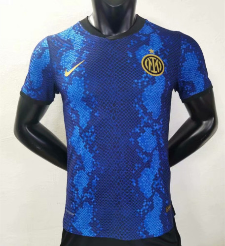 Player Version Inter Milan 21/22 Home Authentic Jersey