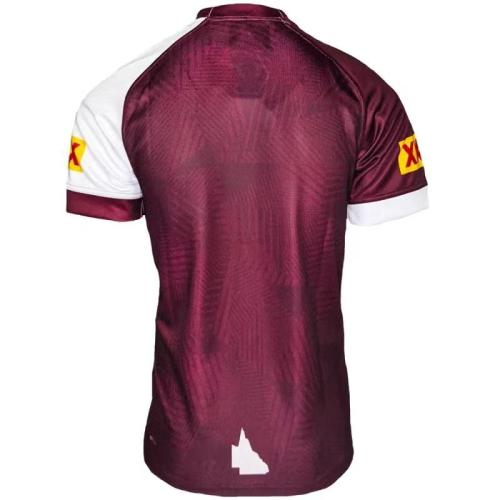 QLD Maroons 2021 Mens Captain Run Rugby Jersey