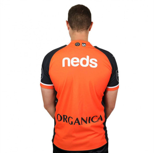 Wests Tigers 2021 Mens Away Rugby Jersey