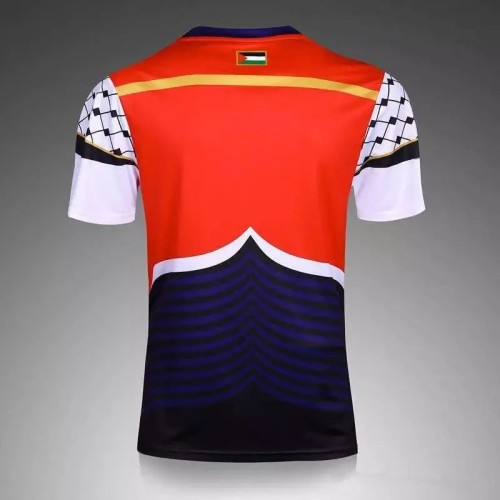 Palestine 2016 Mens Away Rugby Jersey