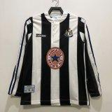 Newcastle United 1995/1997 Home Retro L/S Jersey