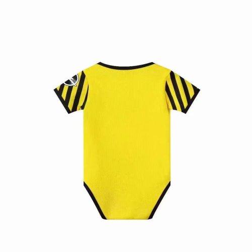 Borussia Dortmund 21/22 Home Infant Rompers