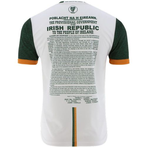 New 1916 Commemoration Jersey Mens White