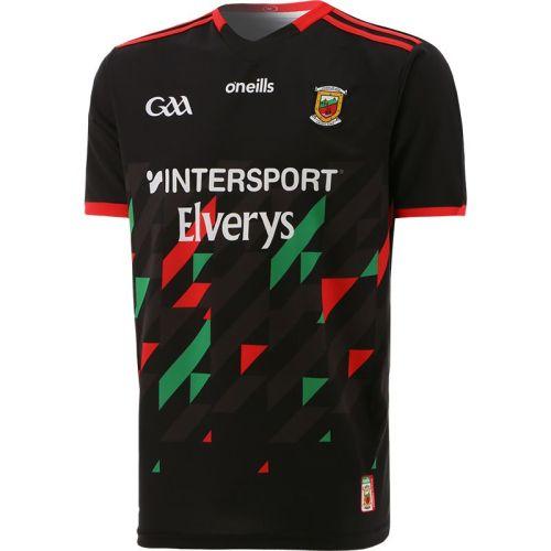 Mayo GAA 2021/2022 Mens 2-Stripe Goalkeeper Jersey