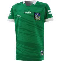 Kids Limerick GAA 2 Stripe 2021/2022 Home Jersey