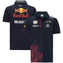 Red Bull Racing F1 Team Polo Shirt 2021