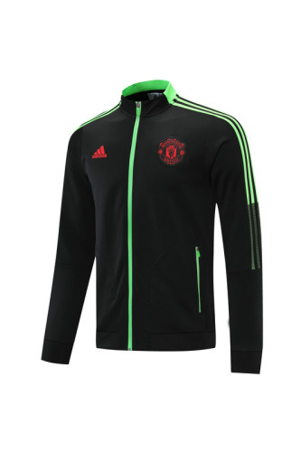 Manchester United 21/22 Track Jacket CX21