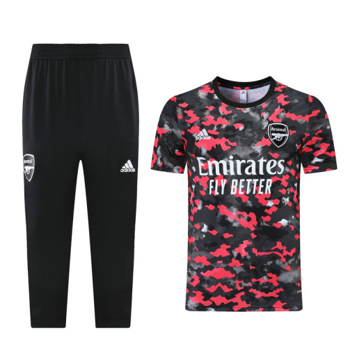 ARS 21/22 Training Kit Black and Red DQ07