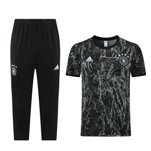 Germany 2021 Training Kit Black DQ04