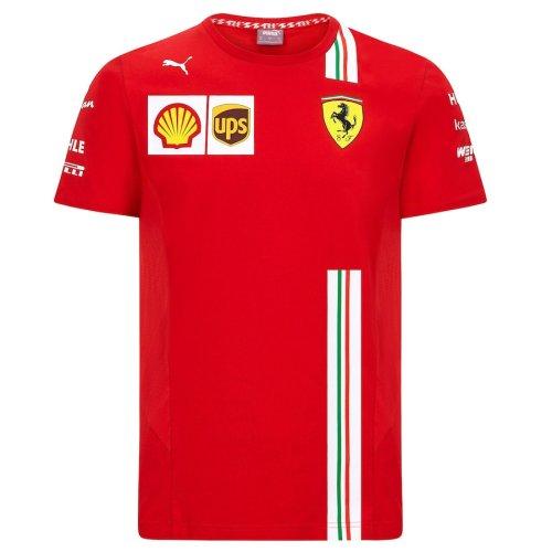 Scuderia Ferrari Mission Winnow F1 Team Shirt 2021